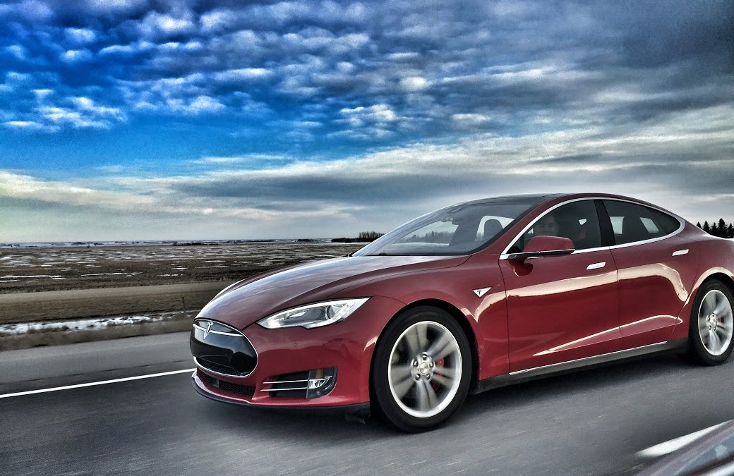 My Journey To Tesla…